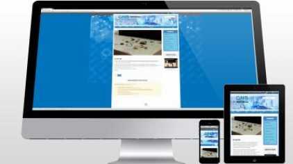 Joomla sablon frissítés, mobilbarát reszponzív sablon készítés - (qns.hu)