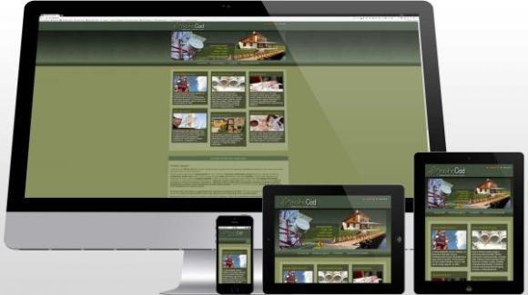 Reszponzív, mobilbarát Joomla sablon készítése - mohacad.hu