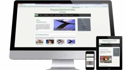 Joomla sablon újratervezés, mobilbarát, reszponzív sablon készítés - (indieuropa.hu)