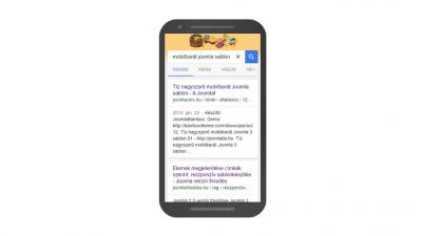 Google megszünteti a mobilbarát megjelölést a keresőkben
