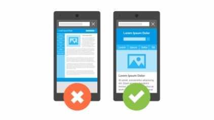 Honlap mobilbarát TESZT Google eszközzel